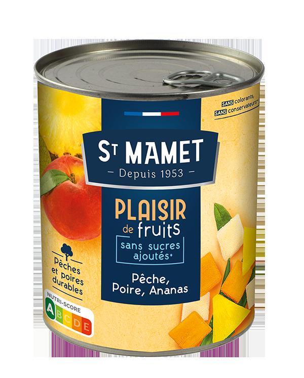 Saint-Mamet-plaisir-de-fruit-pêche-poire-ananas-sans-sucres-ajoutés