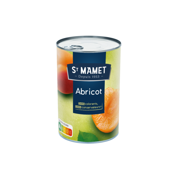 Saint Mamet - Abricot 1/2