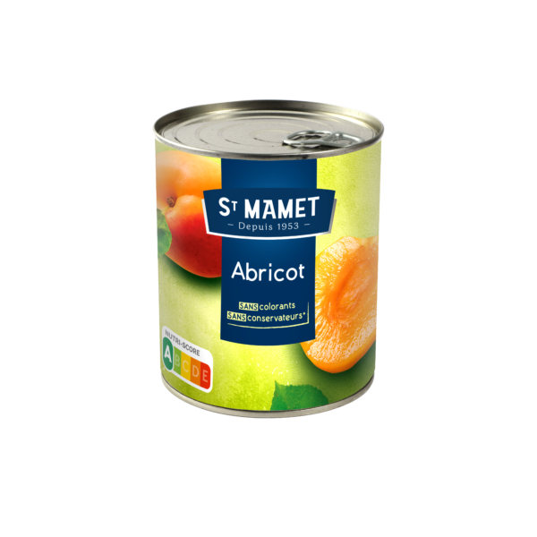 Saint Mamet - Abricot 4/4