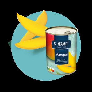 Saint Mamet - Conserve mangue