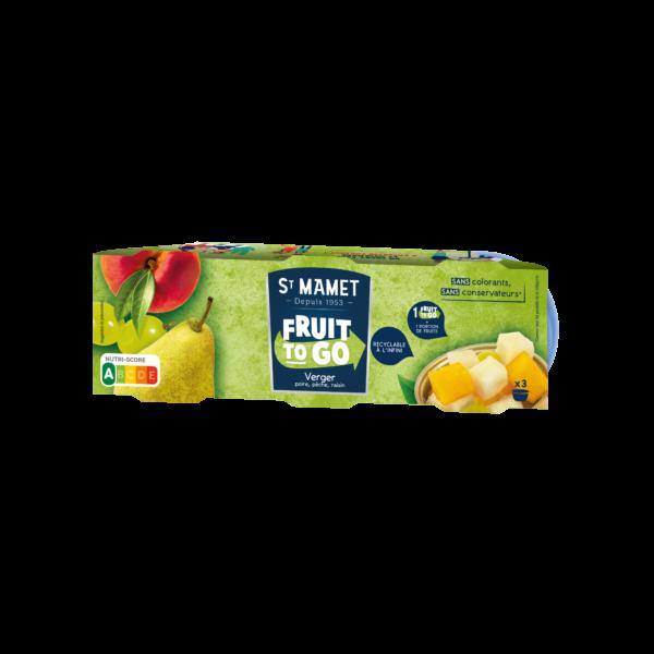 Saint Mamet Fruit To Go Verger