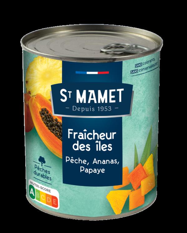 Saint Mamet - fraîcheur des îles
