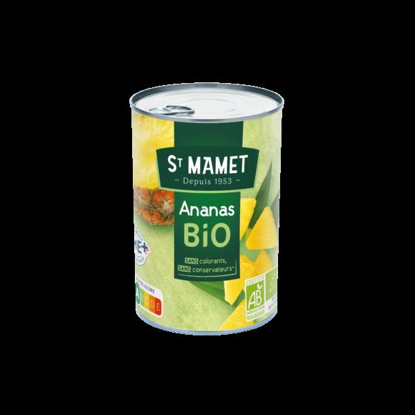 Saint Mamet - Ananas bio