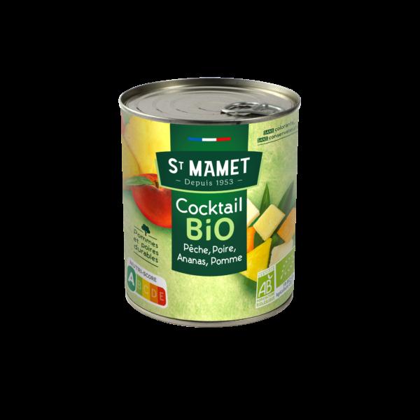 Saint Mamet - Cocktail bio