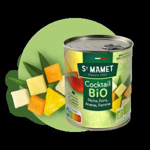 Saint Mamet - Conserve cocktail bio