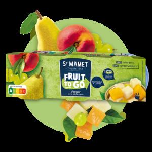 Saint Mamet - Fruit to go verger